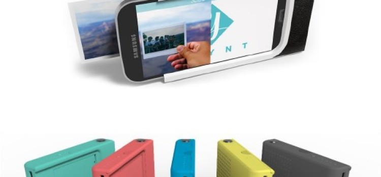Prynt – An Instant Printer for Smartphones