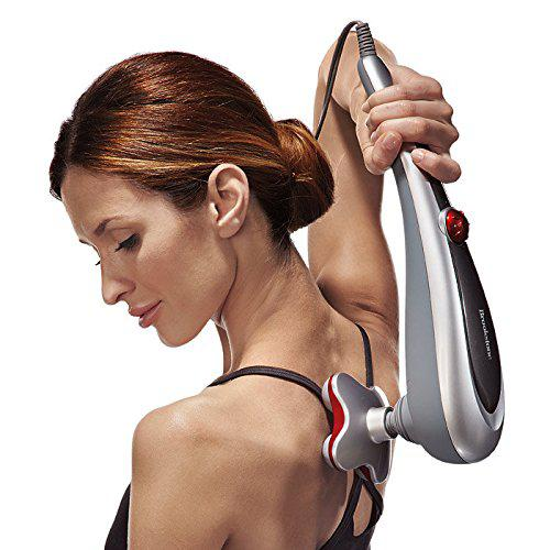 Brookstone 672469 Sport Handheld Massager