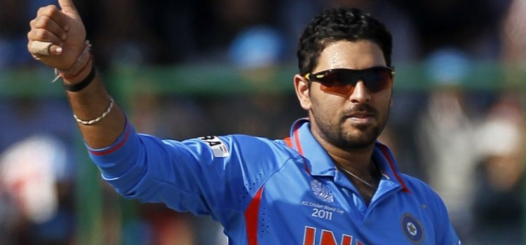 Yuvraj Singh May Return To the Indian Squad for World Cup