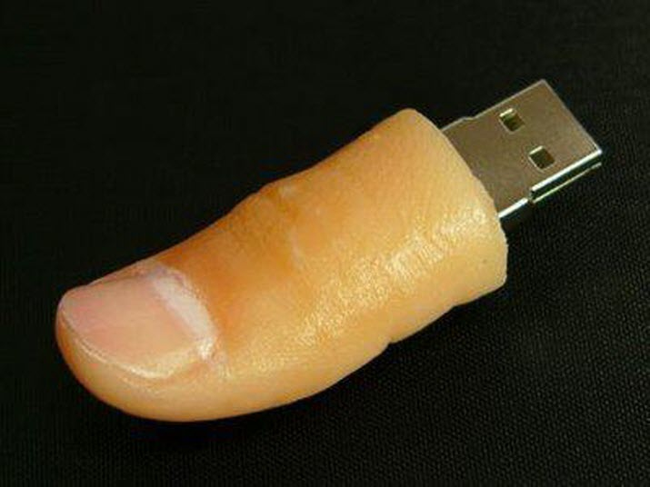 """Severed Thumb"" Drive"