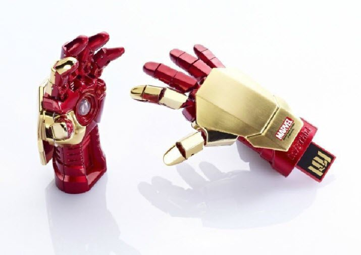 Iron Man's Hands