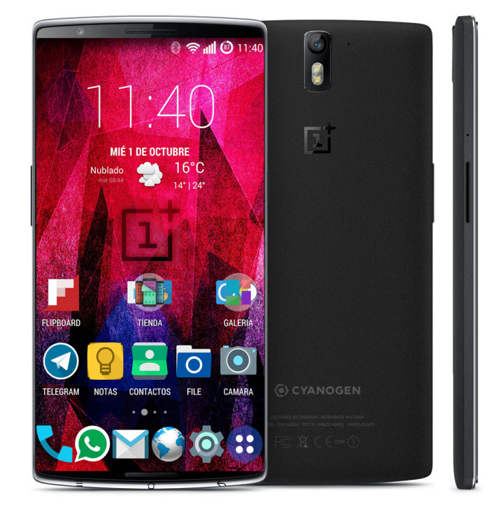 OnePlus-Two Smartphone
