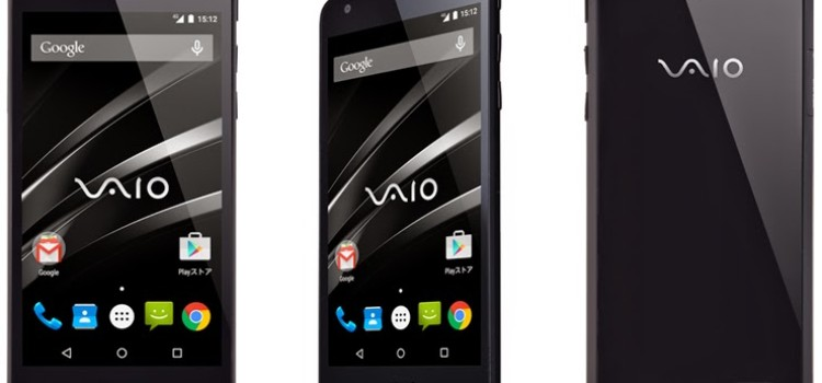 Vaio to Release Its First Smartphone (Vaio Phone VA-10) on 20th March