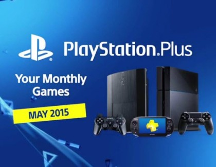 Free Games for PlayStation Plus in May 2015