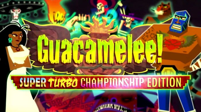 Guacamelee! Super Turbo Championship Edition (PS4)