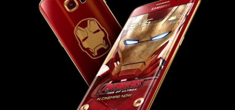 Samsung has Officially Launched the Iron Man Edition of Galaxy S6 Edge