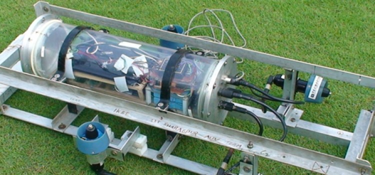 "IIT Kharagpur Students Have Developed ""Smart"" Underwater Robots Called ""The KRAKEN"""