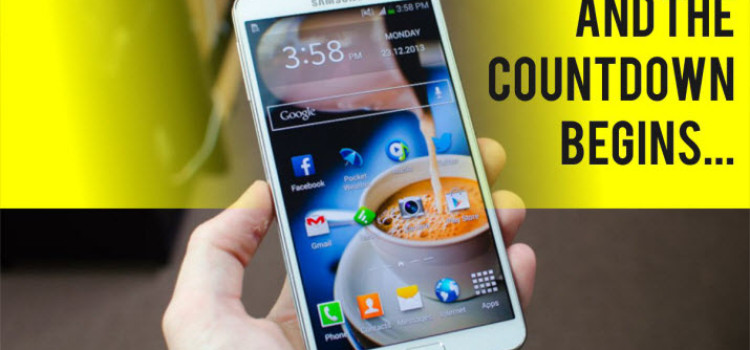Samsung Galaxy Note 5 May Come Out This July