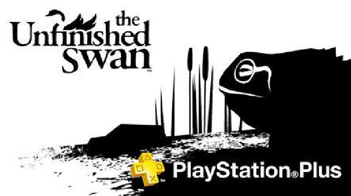 The Unfinished Swan (PS4  PS3  PS Vita)