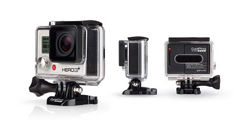 GoPro HERO3+ Silver Edition - Father's Day