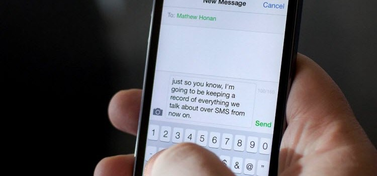 How To Restore Deleted Text Messages from iPhone
