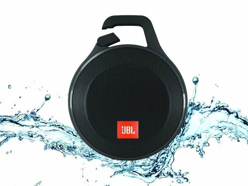 JBL Clip+ Splashproof Portable Bluetooth Speaker - Father's Day