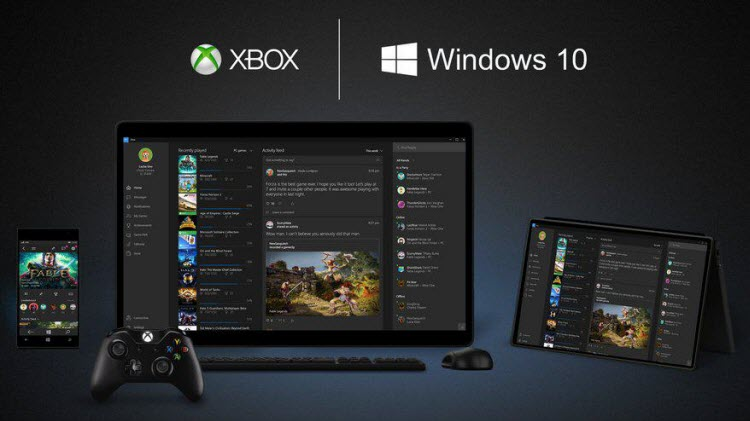 You can Stream your Xbox games from anywhere