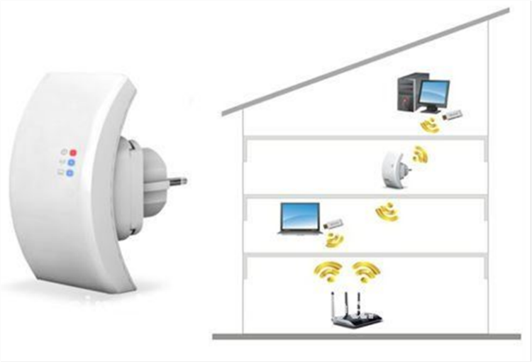 Use Extenders to Extend the Range of Your Wi-Fi