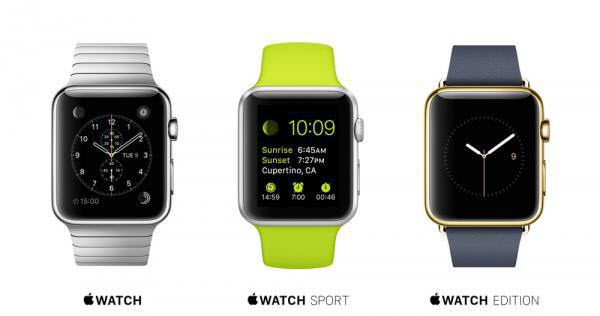 Apple watch and watch OS 2