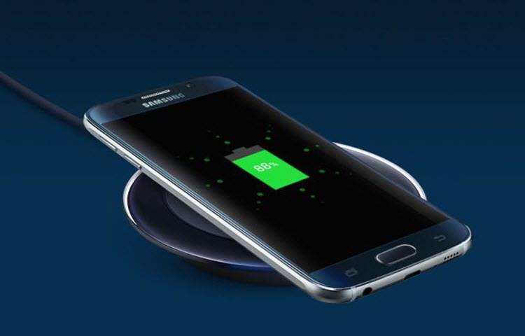 BATTERY AND WIRELESS CHARGING - Galaxy S6 Edge