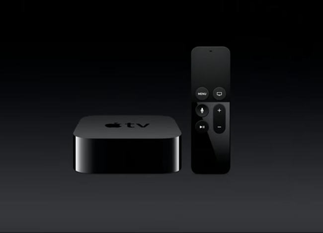 New Apple TV launched with Siri and touchscreen remote control