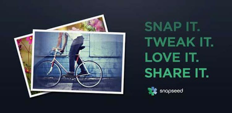 Snapseed - Photo Editing Apps