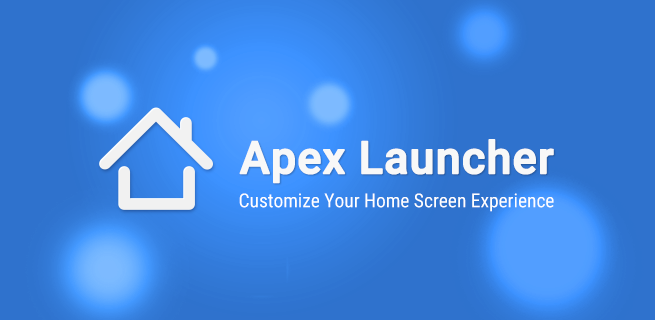 Apex Launcher - Android Launcher