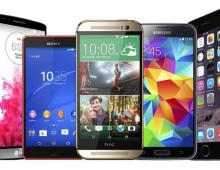 Top 5 High End Smartphones – 2015