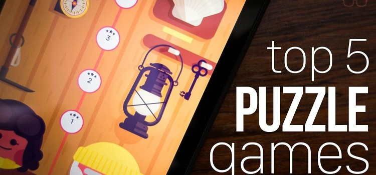 Top 5 Puzzle Games for Android You Will Enjoy Playing
