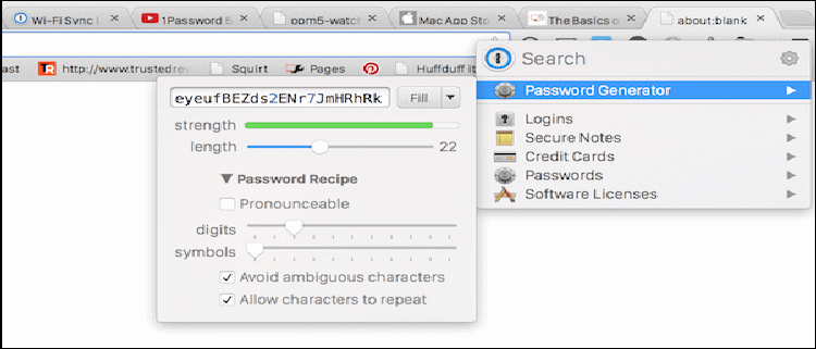 1Password - Google Chrome Extensions