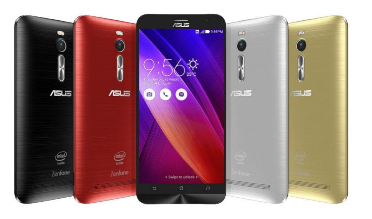 Asus Zenphone 2 - Smartphones Under Rs. 20,000