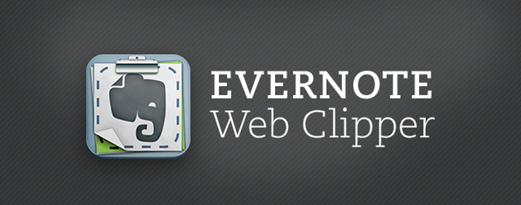 Evernote Web Clipper - Google Chrome Extensions