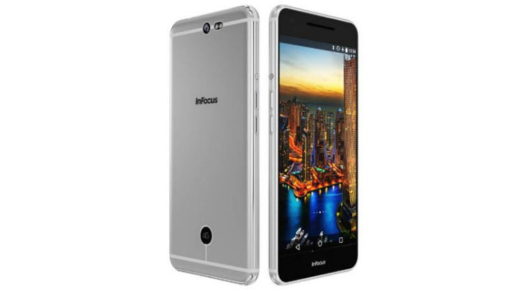 InFocus M812 - Smartphones Under Rs. 20,000