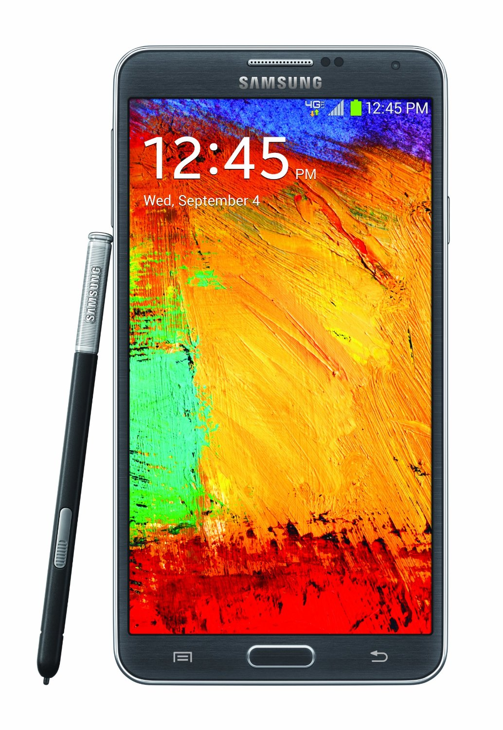 Samsung Galaxy Note 3, Black (Verizon Wireless)