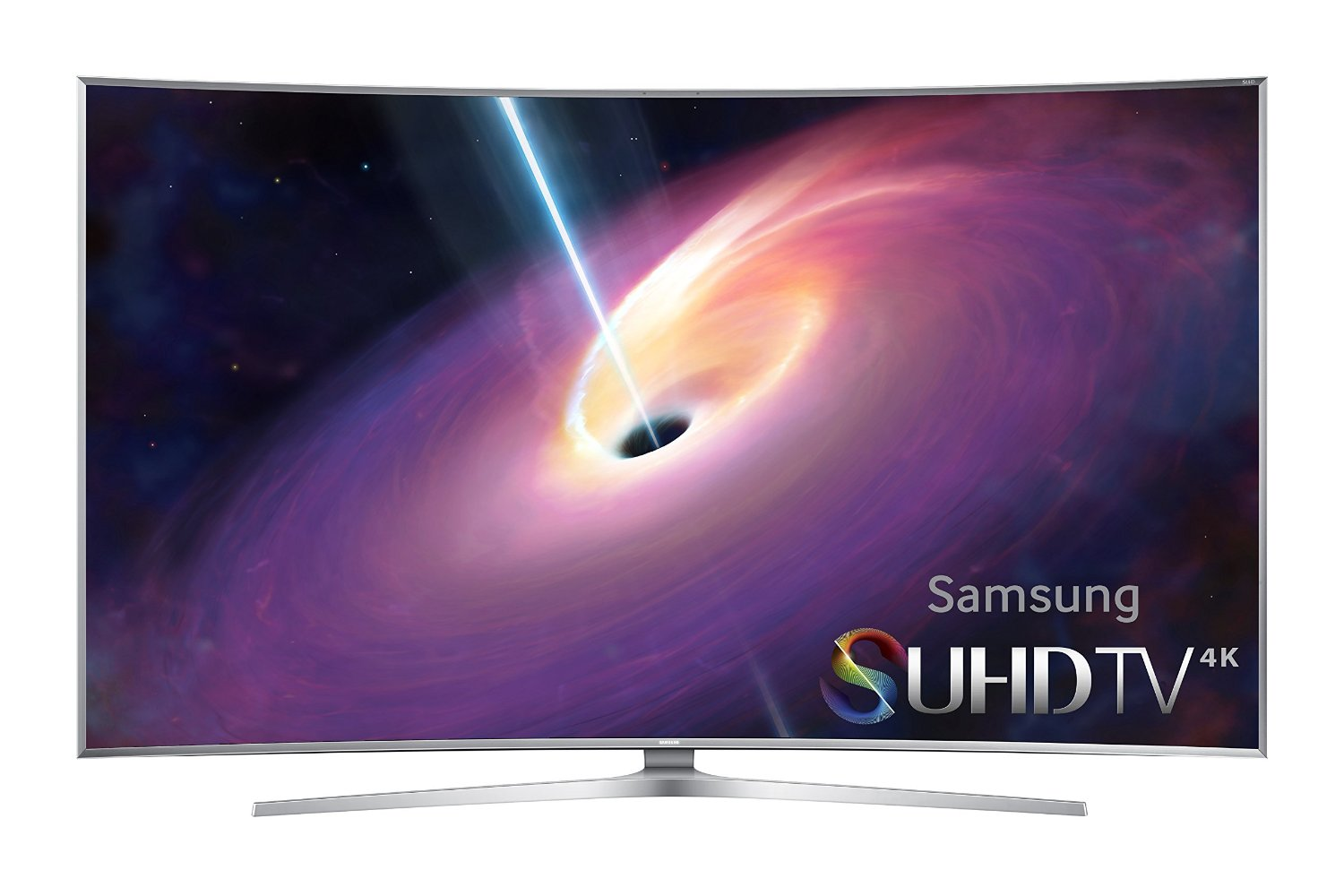 Samsung UN55JS9000 Curved 55-Inch 4K Ultra HD 3D Smart LED TV