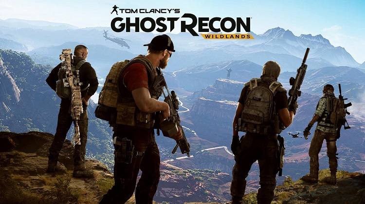 Tom Clancy's Ghost Recon - Wildlands
