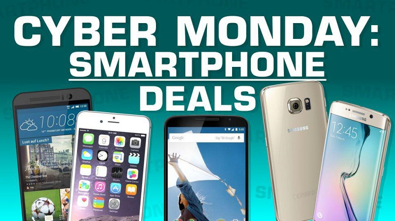 Cyber monday cell phone deals at&t 2018
