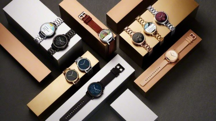 Great Body Design and Build - Motorola Moto 360 Smartwatch