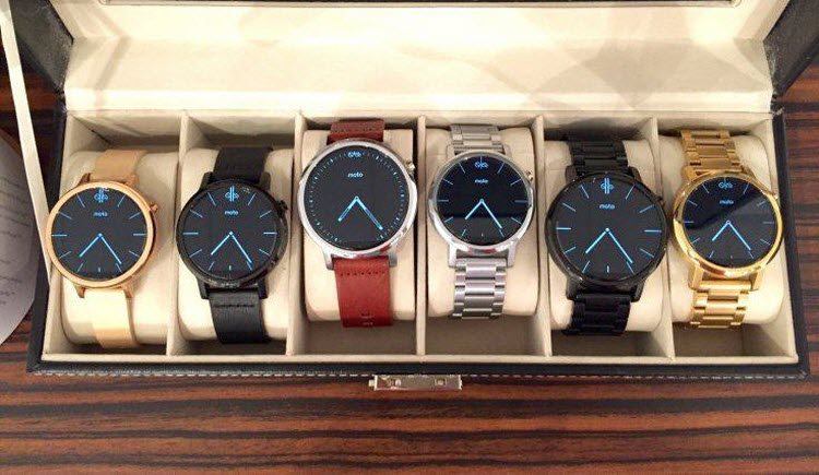 Lot to do with the Sizing Option - Motorola Moto 360 Smartwatch