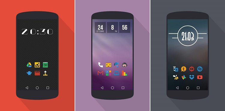 Naxos Taz - Icon Packs