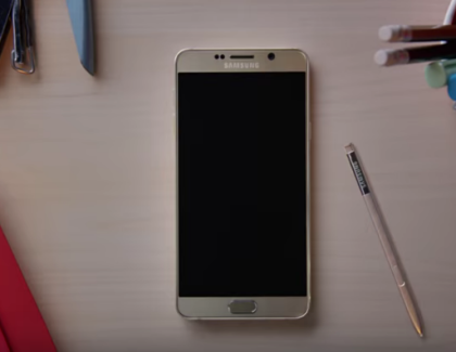 Samsung Galaxy Note 5 – Bigger Just Got Better