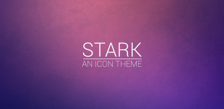 Stark - Icon Packs