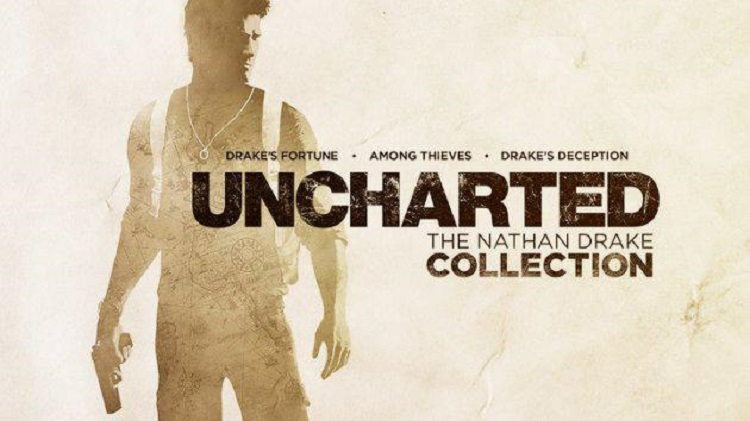 Unchartered The Nathan Drake Collection