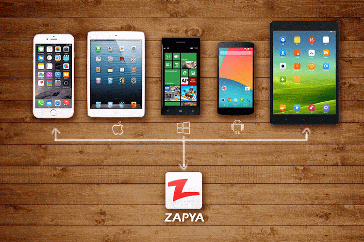 Zapya - File Sharing, Transfer - Top 5 Data Transferring Apps