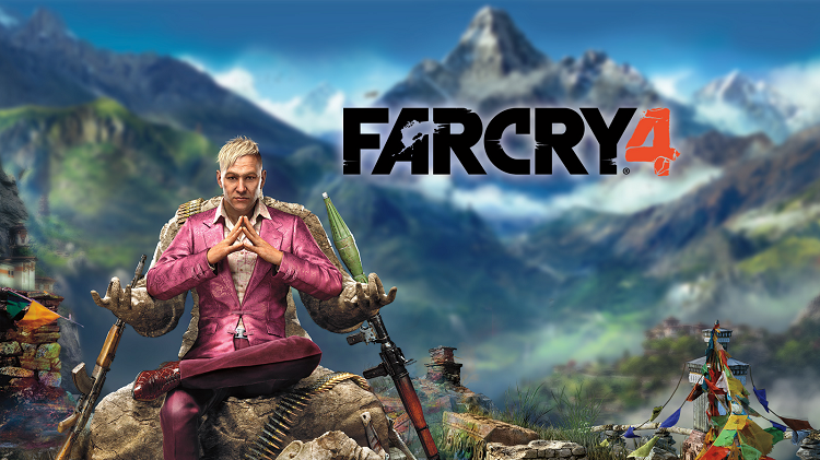 Far Cry 4 - Top 10 Games to Play on Xbox One