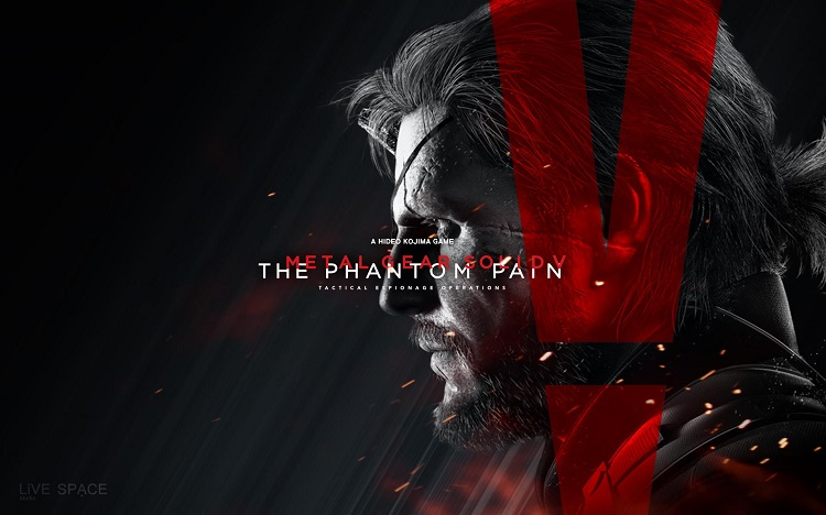 Metal Gear Solid V: The Phantom Pain - Top 10 Games to Play on Xbox One