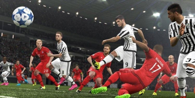 PES 2016 - Top 10 Games to Play on Xbox One