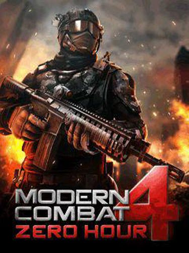 Play Modern Combat 4 - Zero Hour On Android For Free