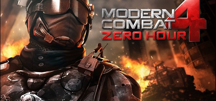 Play Modern Combat 4: Zero hour For Free on Android