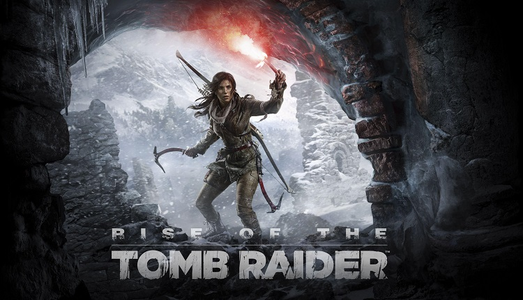 Rise of The Tomb Raider - Top 10 Games to Play on Xbox One