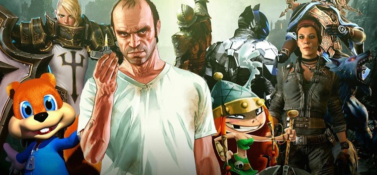 Top 10 Games to Play on Xbox One