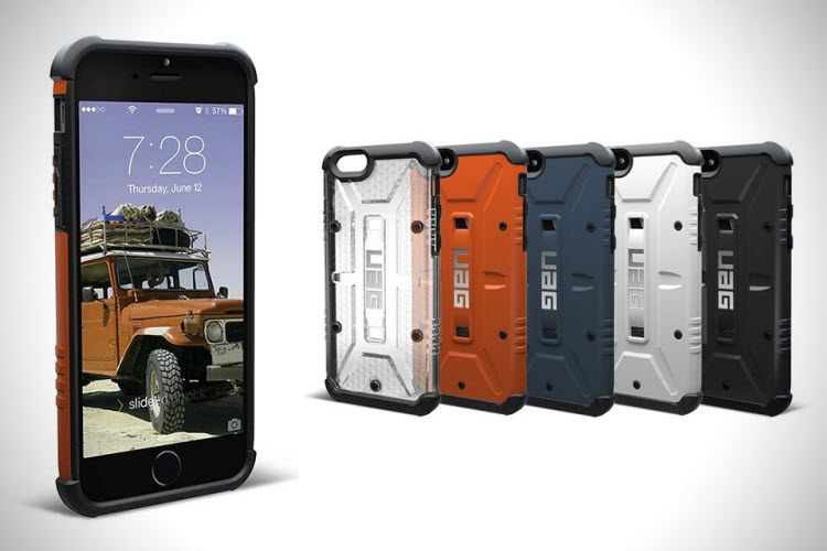 Urban Armor Gear - $28 - iPhone 6 and iPhone 6S Cases