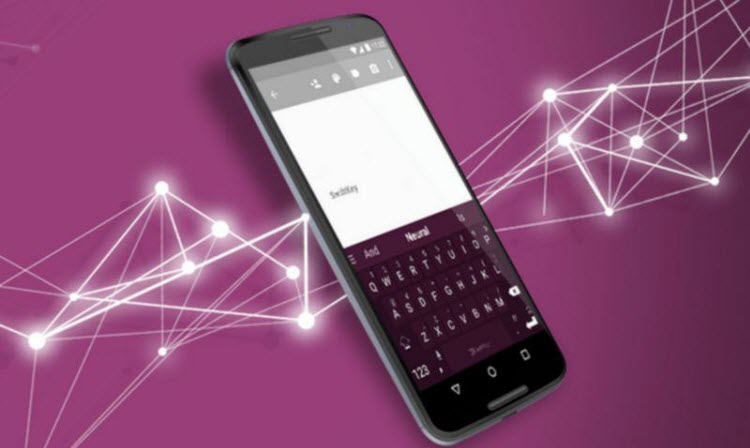 SwiftKey Neural Alpha - Top 5 Android Apps