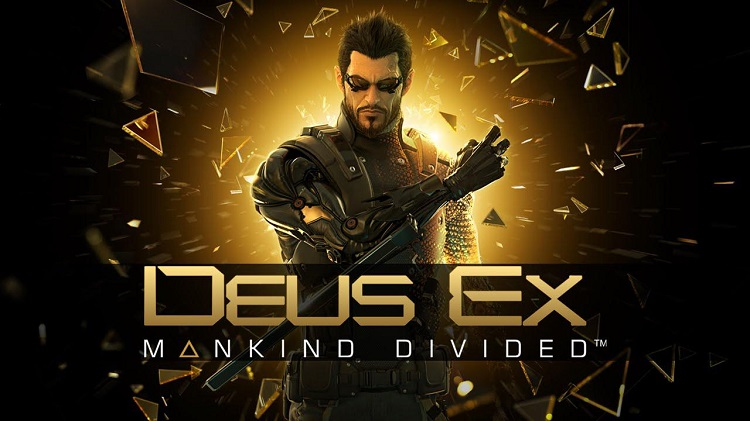 Deus Ex Mankind Divided - Top 10 Upcoming Open World Games in 2016